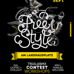 Freestyle am Landhausplatz_Poster final