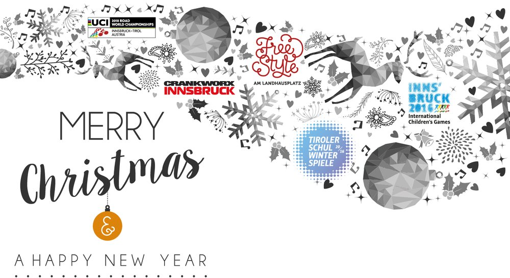 Merry Christmas & a happy New Year!