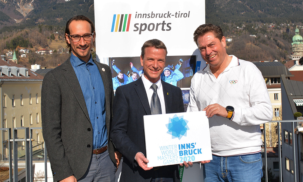 Termin für Winter World Masters Games 2020 in Innsbruck steht