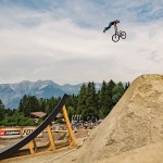 downhill slopestyle