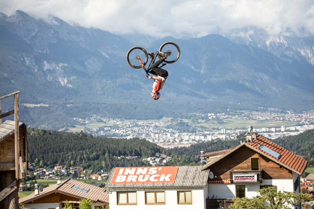 Tickets available now for the ultimate mountain bike experience in Innsbruck