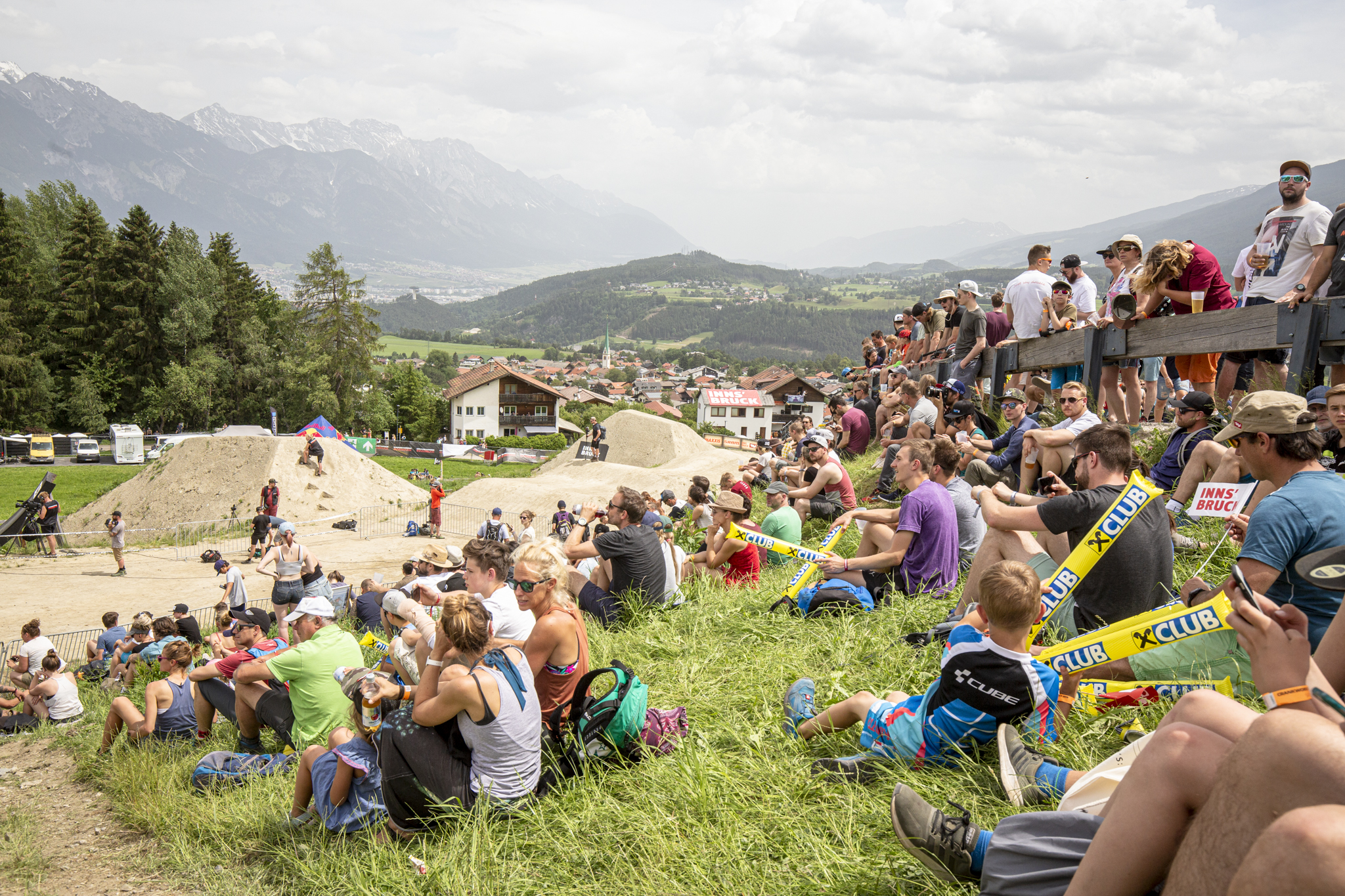 Verschiebung: Crankworx Innsbruck super double header Sunday – Slopestyle & Downhill