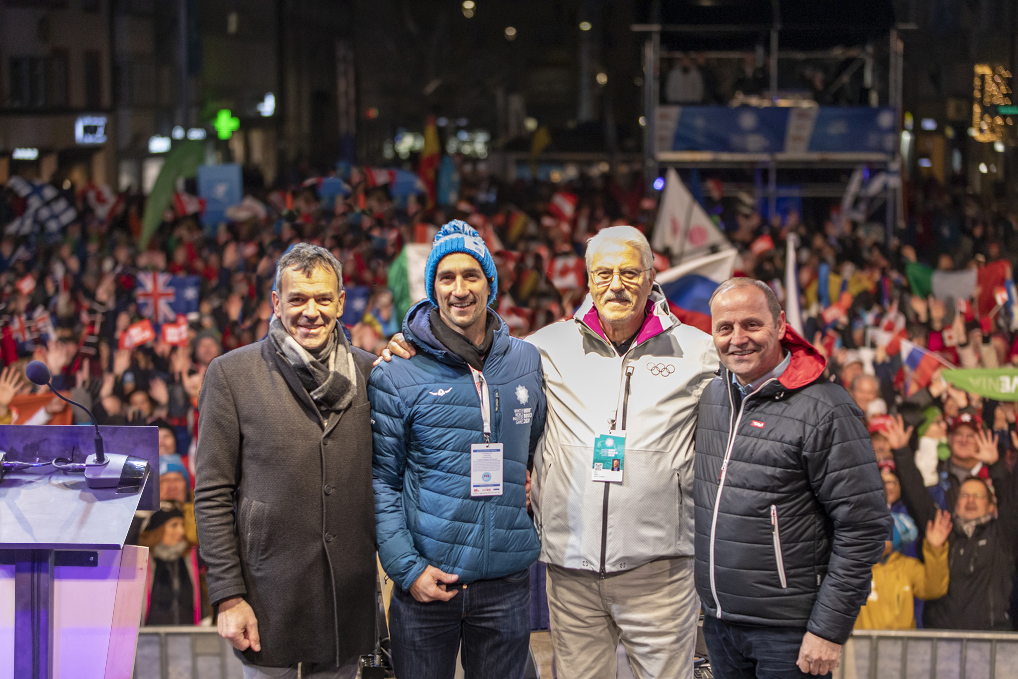 Winter World Masters Games 2020: Officially underway!