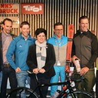 UCI Road World Championships presented in the TirolBerg St. Moritz