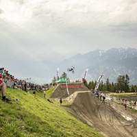 Crankworx Innsbruck to feature 12+ hours of live MTB action June 12-16