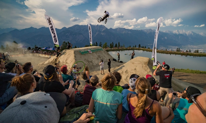 Premiere of Crankworx Innsbruck: Gravity-Defying Tricks and a Festival Vibe