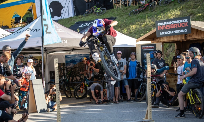 Five days and five nights of sporting action, side events and party nights – 120 hours of pure Crankworx Innsbruck