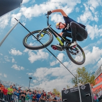 Action der Superlative bei Freestyle am Landhausplatz 2017