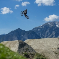 ROGATKIN AND RHEEDER REPEAT IN CRANKWORX INNSBRUCK SLOPESTYLE