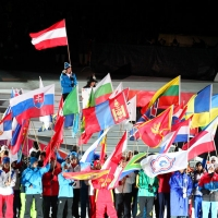 Innsbruck 2012 Winter Youth Olympic Games – happy 5th anniversary!
