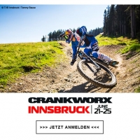 Volunteer registration for Crankworx Innsbruck is open now!